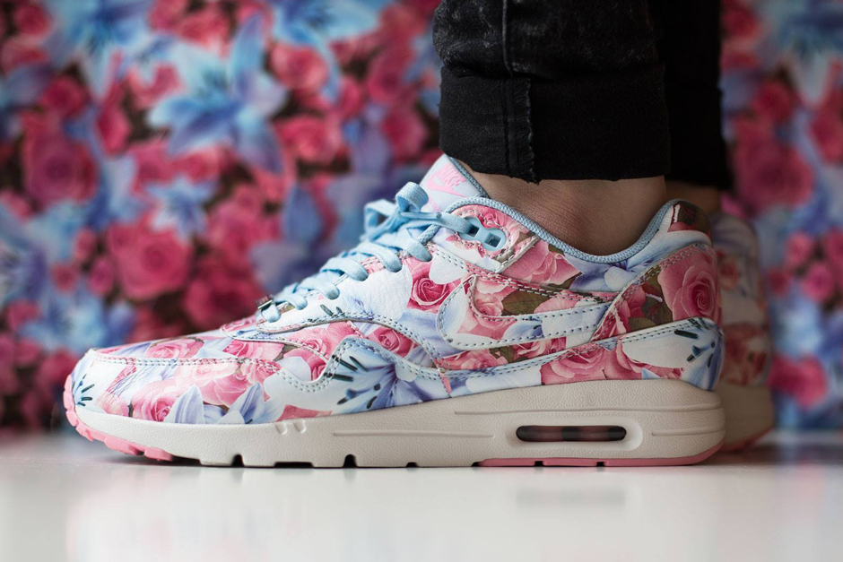 303158b048 ... france floral print air max 1s are the perfect spring sneaker for the  ladies sneakernews 1a13e