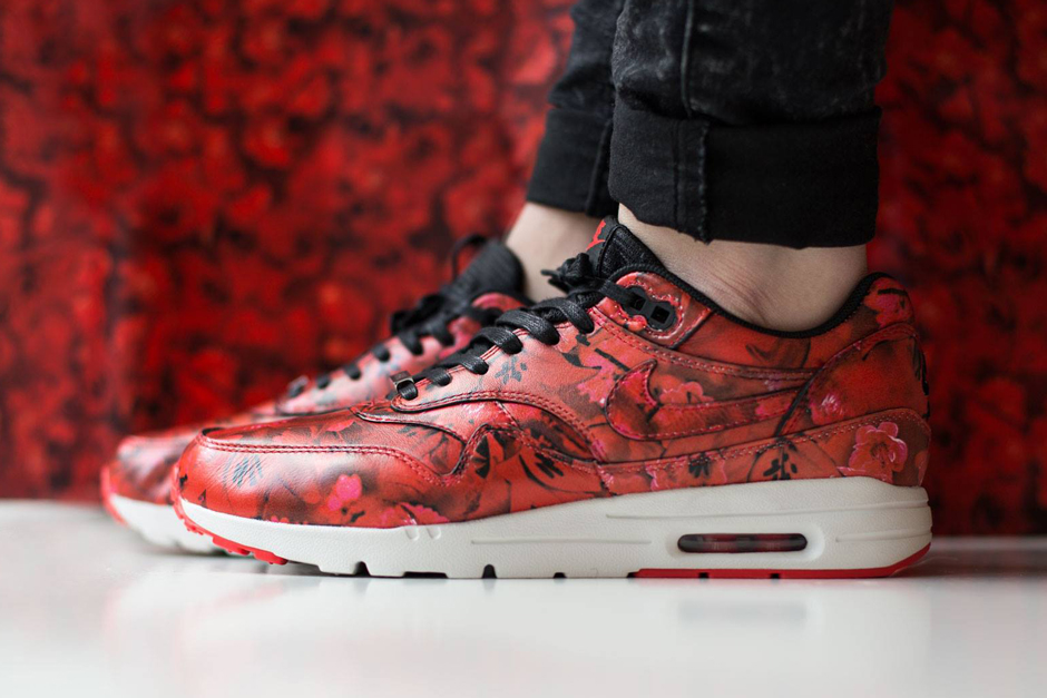 Floral Print Air Max 1s Are The Perfect Spring Sneaker For The