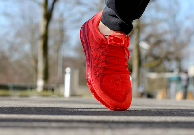 dont call this nike air max sneaker red october
