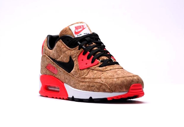 nike air max 90 20th anniversary cork