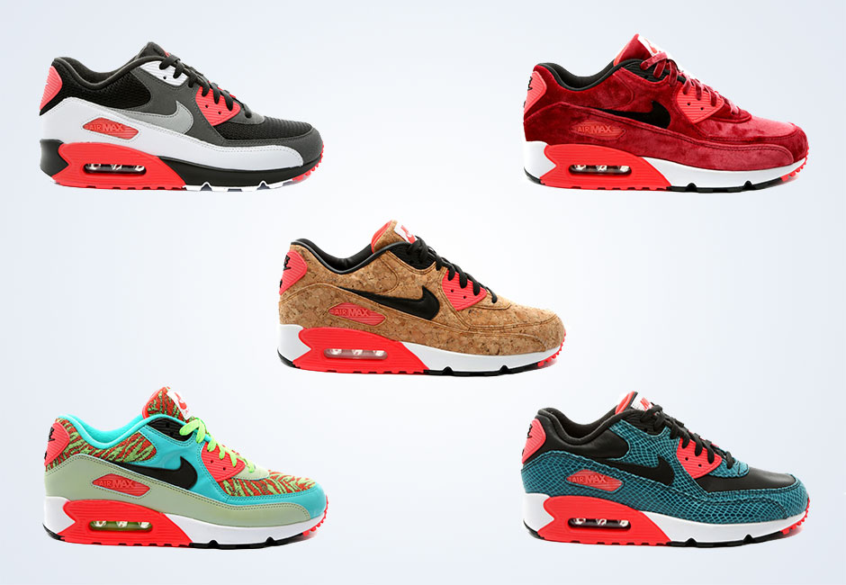 c7af7f05fe91 The Original Nike Air Max 90