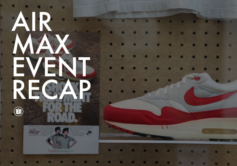 cheap for discount 6b2b1 493dc A Tour of Nike s World Headquarters In Honor of Air Max Technology