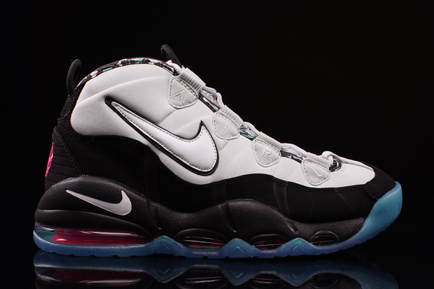 Nike Air Max Uptempo Inspired By The '96 Spurs
