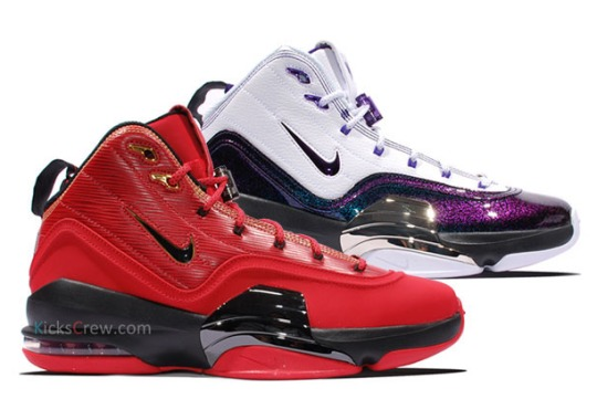 The Nike Air Pippen 6 Arrives in Two New Colorways