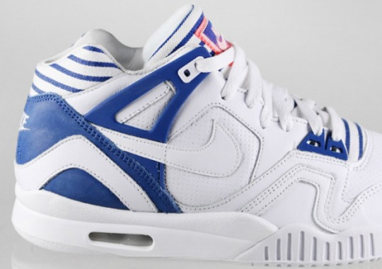 "Nike Air Tech Challenge II ""Pinstripe"" Could Mark The Return Of ""Grand Slam"" Releases"