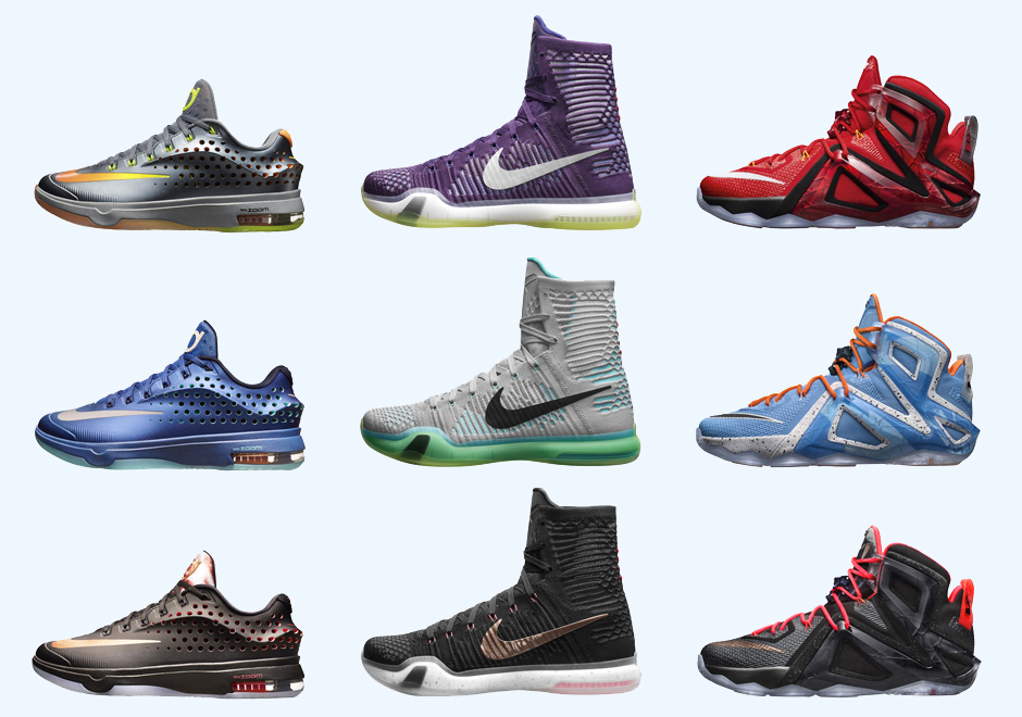 Today, Nike Basketball officially unveils the fourth annual Elite Basketball  Collection, the pinnacle of the performance and technology crossover for  the ...