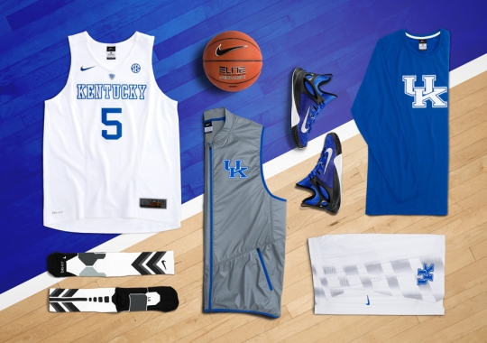 Nike's Uniforms and Sneakers for Eight NCAA Basketball Teams