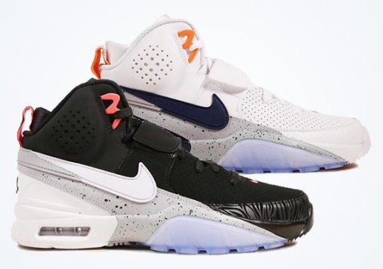 Nike's Newest Bo Jackson Sneaker In Two New Colorways