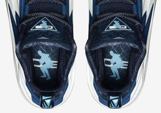 Nike Chuck Posite – White – Midnight Navy – Polarized Blue