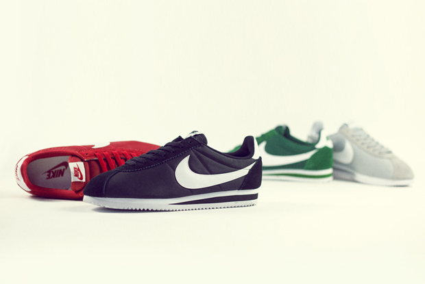 With You Nike Classic Cortez Nylon