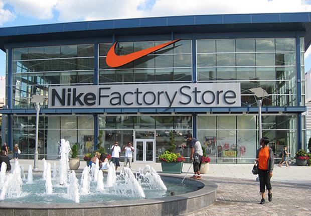 Nike Store Frankfurt Stadion