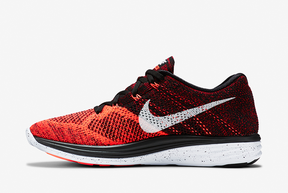 premium selection a3323 9e60d Nike Flyknit Lunar 3 - March 2015 Releases - SneakerNews.com