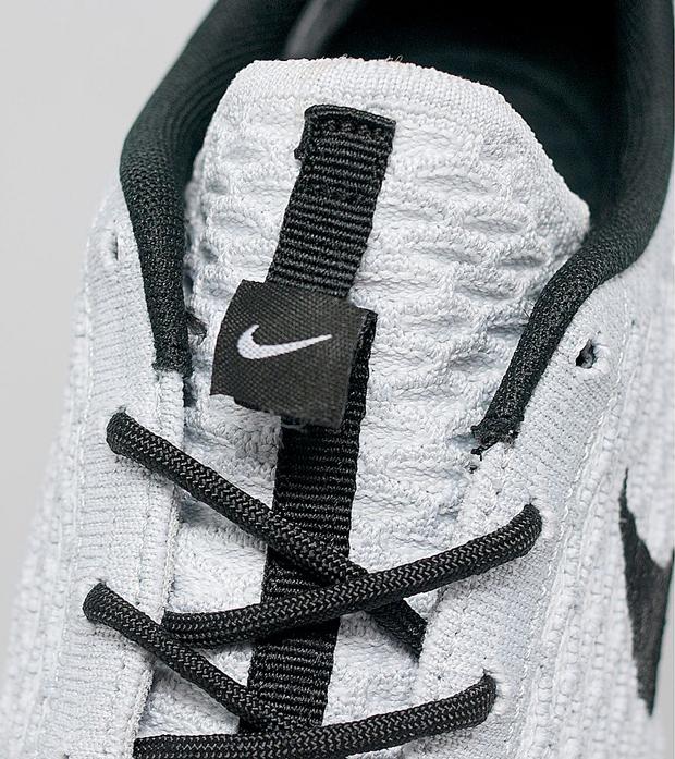 Nike Run Roshe Flyknit Blanco Y Negro Yd4HBh