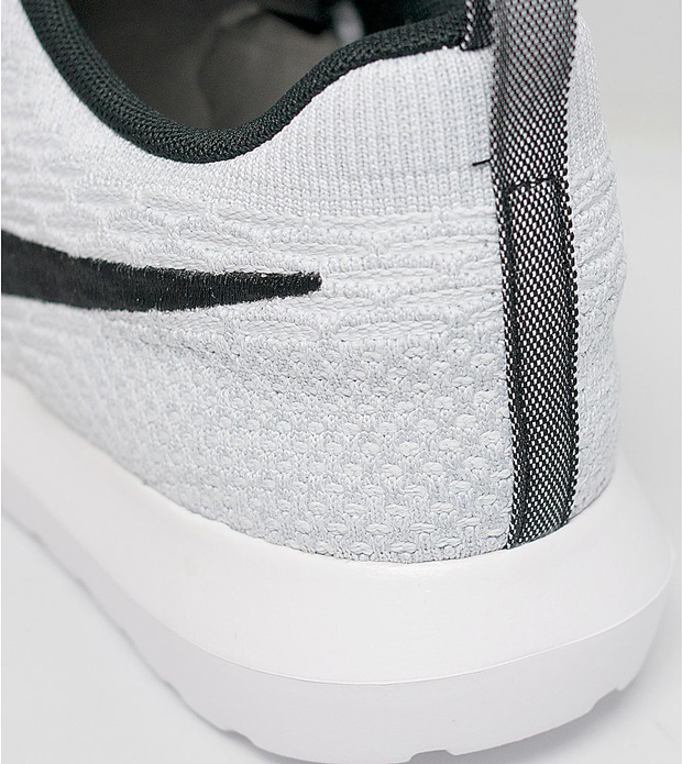 3dbf4278839ba Nike Flyknit Roshe Run - White - Black - SneakerNews.com