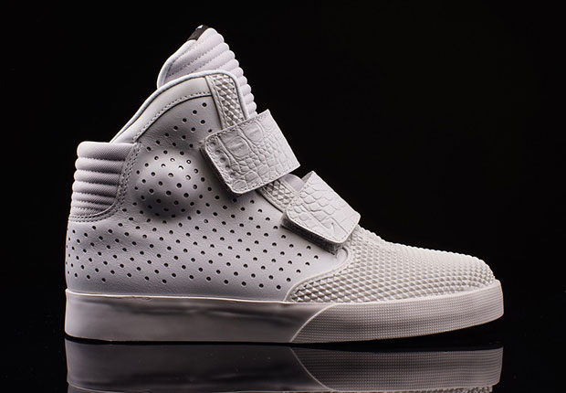 "buy popular 1b121 10806 Nike Flystepper 2K3 Premium ""White Croc"""