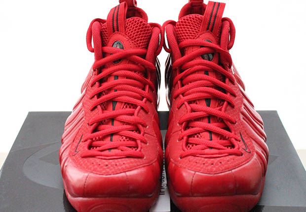 the latest 204c4 7b810 where to buy nike air foamposite pro premium 1ef60 7c8df  purchase nike  makes all red foamposite release date official sneakernews dbd4e 419fb