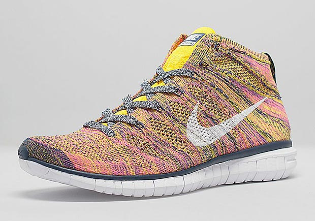 The opinions and information provided on this site are original editorial  content of Sneaker News. The Nike Free Flyknit Chukka ... c92db0307
