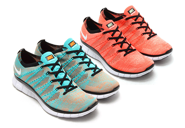 Conception innovante 41026 16c27 Nike Free Flyknit NSW - March 2015 Releases - SneakerNews.com