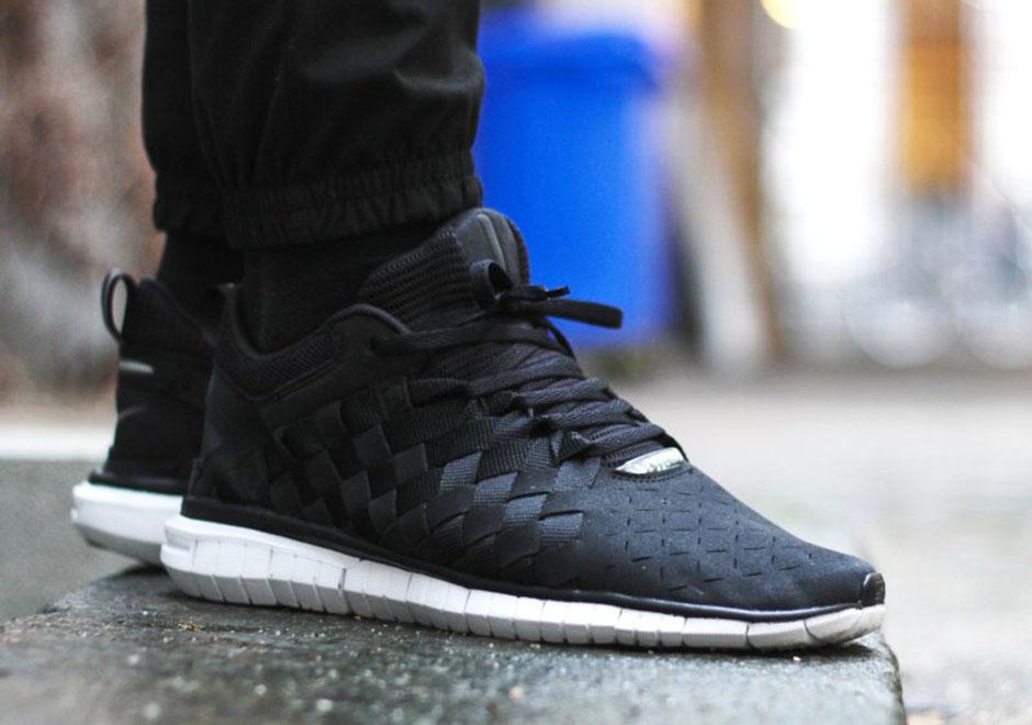 Nike Og Libre 14 Gris Noir
