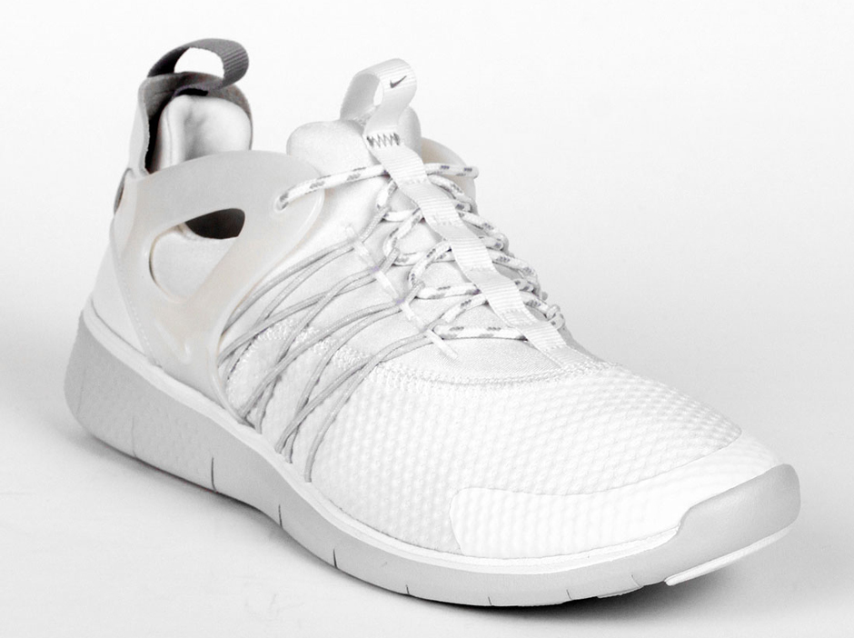 womens nike free virtuous running shoes white