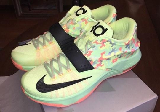 "Nike KD 7 ""Easter"" – Release Date"