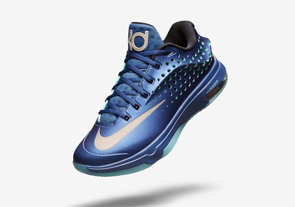 official photos 59dd7 a8d57 A First Look at the Nike KD 7 Elite