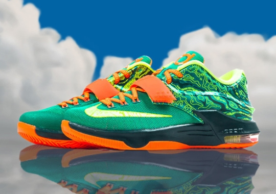 """Nike KD 7 """"Weatherman"""" – Release Reminder"""