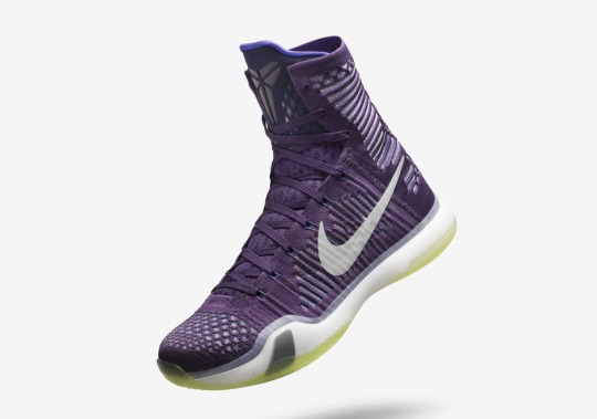 A First Look at the Nike Kobe 10 Elite