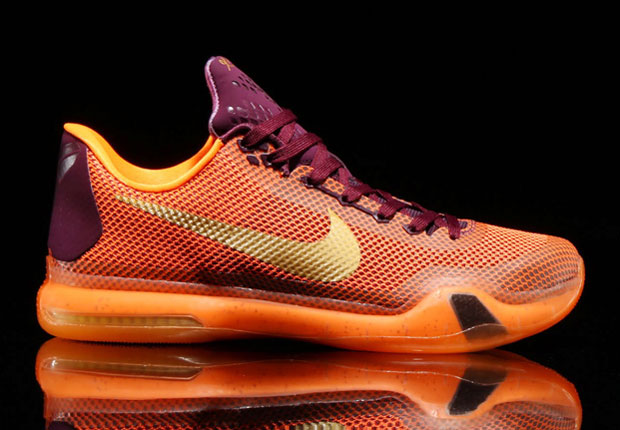 official photos 56976 086ee hot sale Nike Kobe 10 quot Silk Roadquot Release Reminder