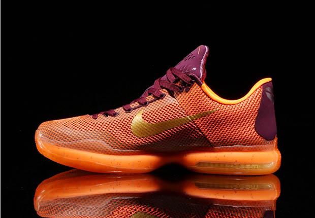 "Nike Kobe 10 ""Silk Road"" – Release Reminder"
