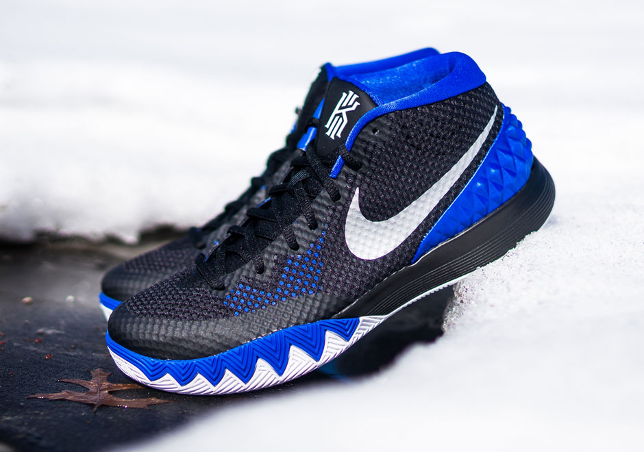 "Nike Postpones Release of the Kyrie 1 ""Brotherhood"""