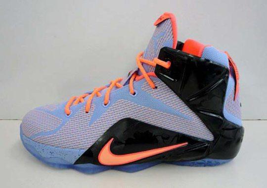 "Nike LeBron 12 GS ""Easter"""