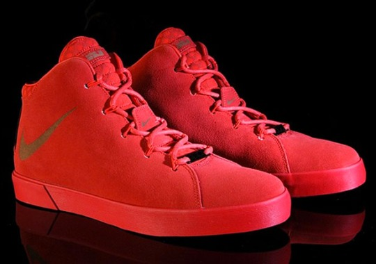 """Nike LeBron 12 Lifestyle """"Challenge Red"""" – Release Reminder"""