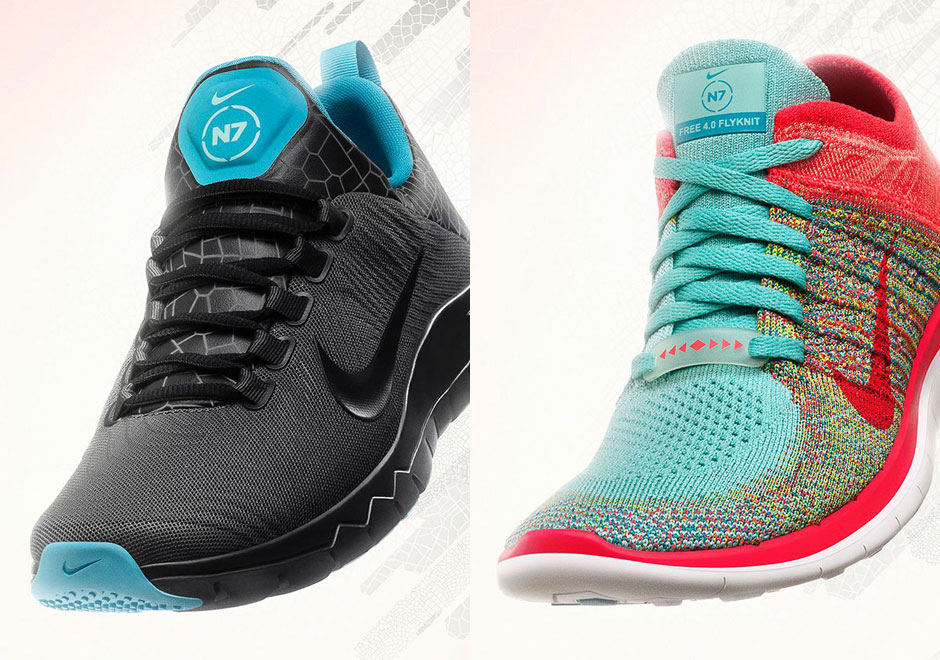 Nike N7 Spring 2015 Collection