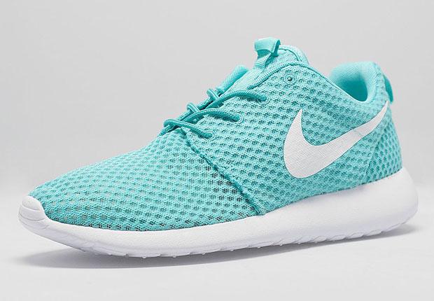 "scarpe da corsa nike prezzi - Nike Roshe Run Breeze ""Turquoise"" - SneakerNews.com"