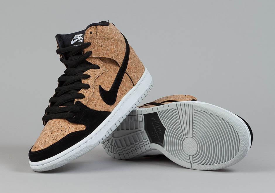 Nike Sb Dunk High Corcho Clasificados De Ebay HpMvR