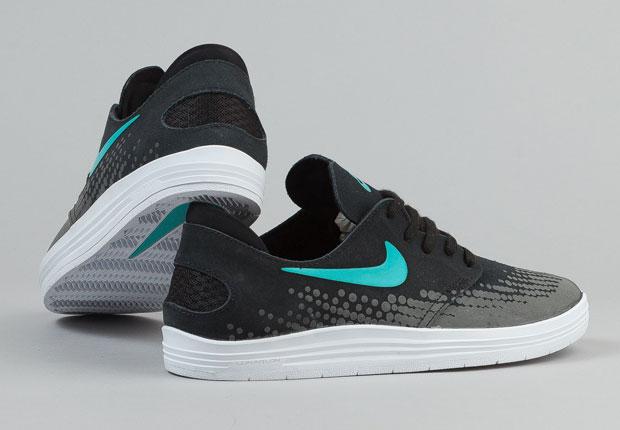 Nike SB Lunar One Shot in a \