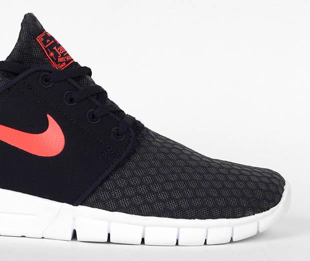 Nike Stefan Janoski Tejido De Malla Negro Max GnnZniKYd