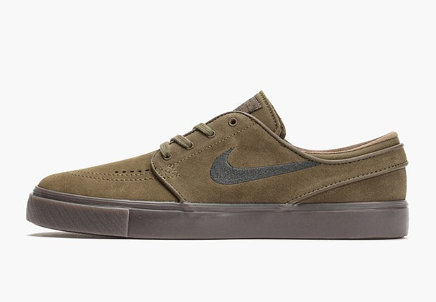 how to clean nike sb janoski