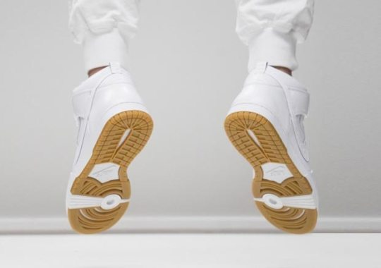 """Nike Sportswear's """"White Hot"""" Pack With Gum Soles"""