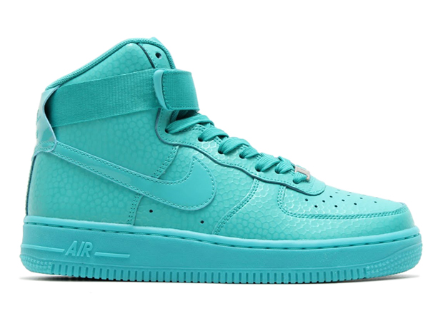 huge discount 91b03 d9ed5 Style Code  654440-400 · Nike Women s Air Force 1 High Premium  quotTonalquot Pack hot sale