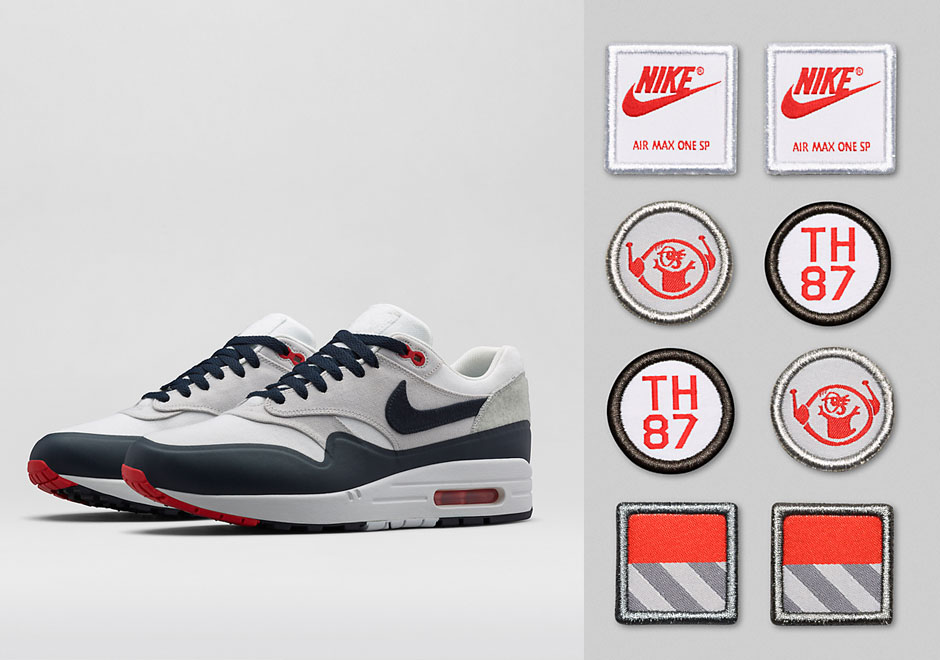 reputable site 7837b 0fe22 NikeLab Air Max 1 Patch - Official Images - SneakerNews.com