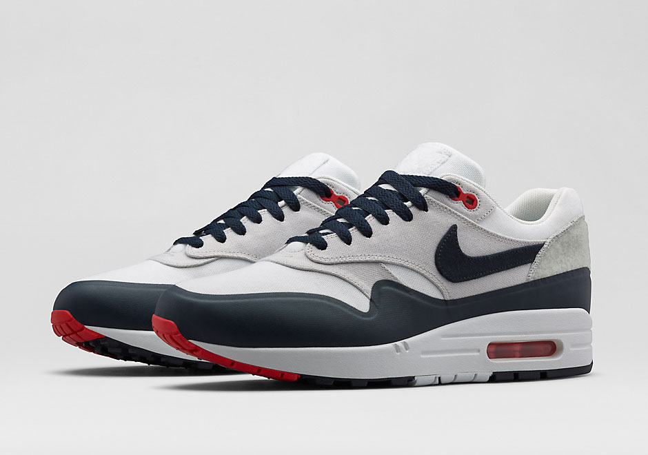 reputable site 00d48 38d13 NikeLab Air Max 1 Patch - Official Images - SneakerNews.com