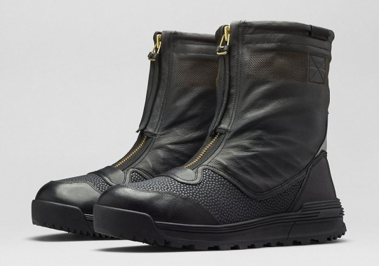 These New NikeLab Winter Boots Came A Month Too Late