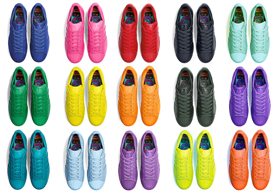 adidas superstar colors 2015