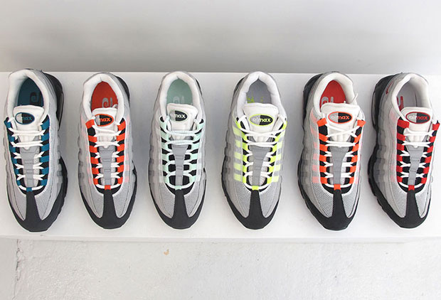 premium selection af0a4 bee7a Buy nike air max 95 og colorways   up to 71% Discounts