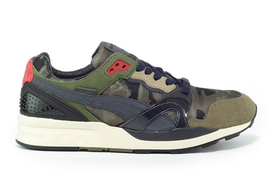"""Puma Collaborates With South Korean Streetwear Label For A """"Camo"""" Release"""