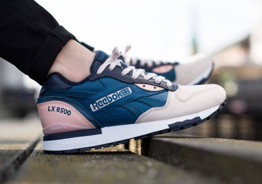 Reebok's Upcoming LX 8500 Collection Gets Colorful