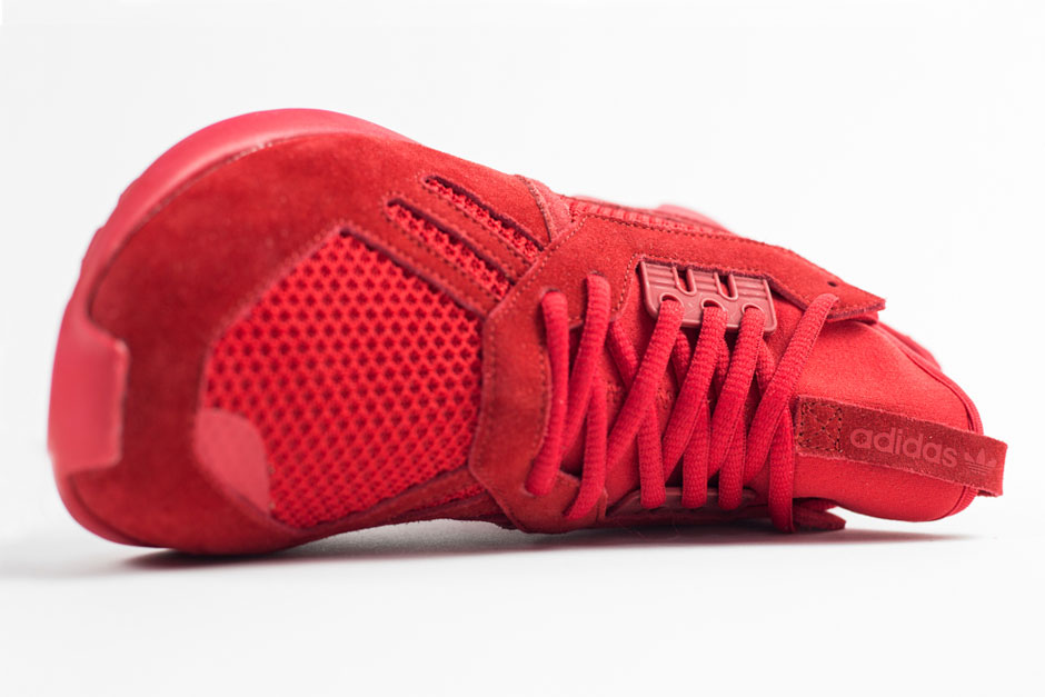 8cd5c840e3b37 The adidas Originals Tubular Goes All-Red - SneakerNews.com