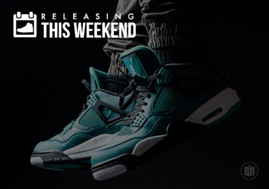 Sneakers Releasing This Weekend – March 14th, 2015